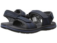 Rockport Get Your Kicks Sandals Qtr Strap Navy Blue Men's Sandals Multi