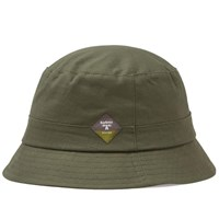 Barbour Gully Hat Green