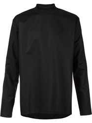 Ne.Sense Ne. Sense Oversized Panel T Shirt Black