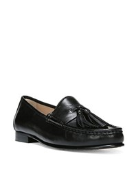 Sam Edelman Therese Leather Moccasins Black