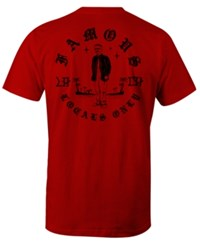 Famous Stars And Straps Men's Locals Only Graphic Print T Shirt Red