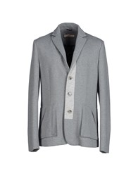 Galliano Suits And Jackets Blazers Men Grey