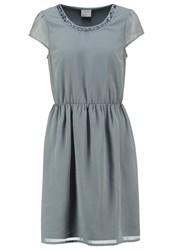 Vero Moda Vmglammer Summer Dress Balsam Green Dark Green