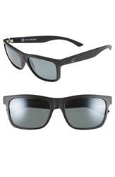 Men's Kaenon 'Clarke' 56Mm Polarized Sunglasses Black Grey G12
