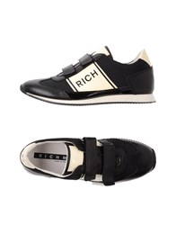 Richmond Footwear Low Tops And Trainers Men Black