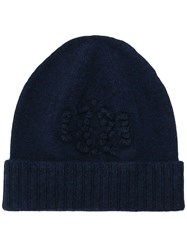 Barrie Knitted Beanie Hat 60