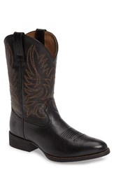 Ariat Men's Heritage Hickok Trail Cowboy Boot