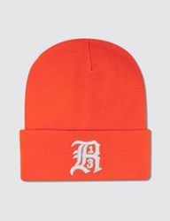 R 13 R13 Beanie With Embroidery