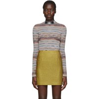 Missoni Mutlicolor Wool Striped Sweater