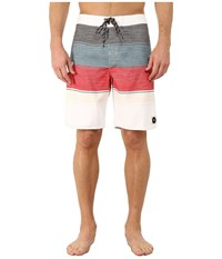 Rip Curl All Time Boardshorts Red Swimwear