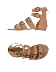 Tatoosh Sandals Dark Brown