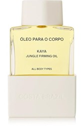 Costa Brazil Kaya Jungle Firming Body Oil Colorless