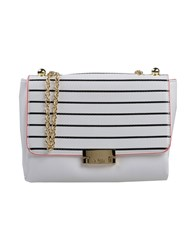 Nali Handbags White