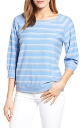 Caslonr Women's Caslon Back Button Pullover
