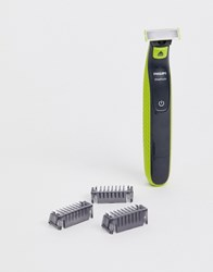 Philips One Blade With 3 Combs Qp2520 Clear