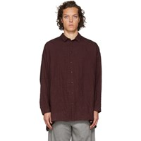 Toogood Red The Draughtsman Shirt