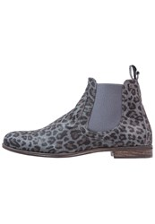 Sneaky Steve Cumberland Boots Taupe Grey