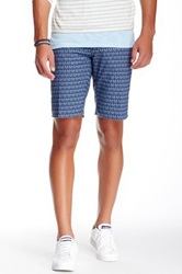 Howe Hands Down Anchor Reversible Short Blue