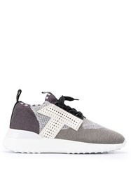 Tod's Chunky Lace Up Sneakers 60