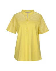 Baroni T Shirts Yellow