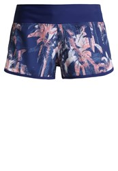 Roxy That's A Lap Sports Shorts Blue Depths Washed Dark Blue