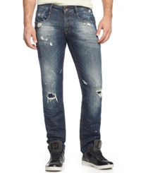 Guess Slim Straight Mosquite Jeans