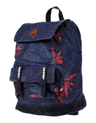 Roxy Backpacks And Fanny Packs Dark Blue