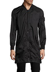 Members Only Elongater Jacket Black