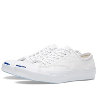 Converse Jack Purcell Signature Leather White And White