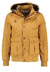 Petrol Industries Winter Jacket Mustard Sand