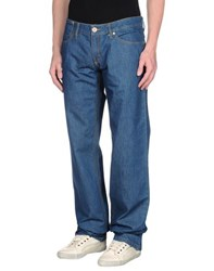 Andrew Mackenzie Denim Denim Trousers Men