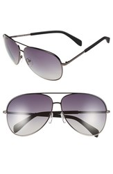 Men's Marc By Marc Jacobs 63Mm Polarized Aviator Sunglasses