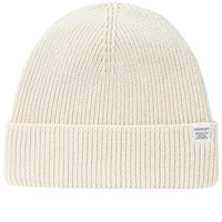 Norse Projects Cotton Watch Beanie Neutrals