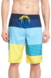 O'neill Men's 'Lennox' Colorblock Board Shorts