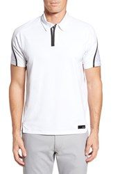 Oakley Velocity Polo Shirt White