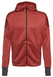 Adidas Performance Z.N.E Tracksuit Top Red