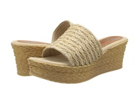 Sbicca Bungalow Natural Women's Shoes Beige