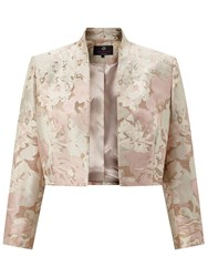 Ariella Mirabel Mother Of The Bride Jacket Pink
