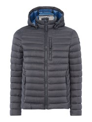 Puffa Men's Conteh Jacket Charcoal