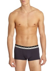 Hugo Boss Boss Innovation 4 Boxer Briefs Black Dark Grey