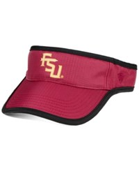 Top Of The World Florida State Seminoles Baked Visor Cardinal Red