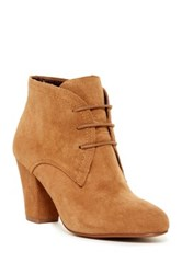 Bcbgeneration Delphine Ankle Bootie Brown