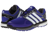 Adidas Adipower Sport Boost Night Flash Running White Dark Silver Metallic Men's Golf Shoes Blue