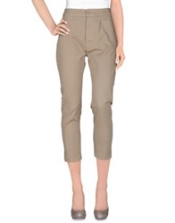 Cycle Casual Pants Beige