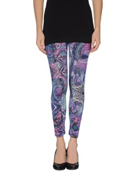 A'biddikkia Leggings Purple