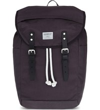 Sandqvist Hans Cordura Backpack Dark Grey