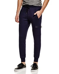 Twenty Tees Pride French Terry Jogger Sweatpants Navy