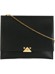 Emporio Armani Envelope Clutch Black
