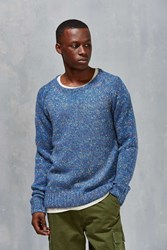 Oxford Lads Speckle Sweater Blue