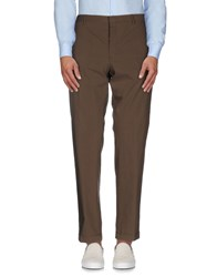 Prada Trousers Casual Trousers Men Khaki